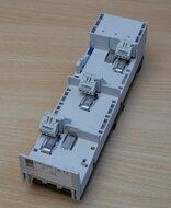Rittal SV 9340.660 OM-adapter met terugveerafsluiting