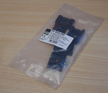 Rittal SV 9342.850 DIN-rail OM-adapter Geperforeerd Polyamide (5 stuks)