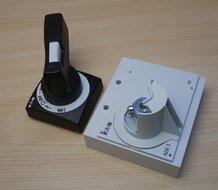 Eaton NZM3-XHB bedieningsknop vermogensschakelaar 3P 266628