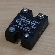 Crydom H12WD4850 Solid State Relay, SPST-NO, 50 A, 660 VAC
