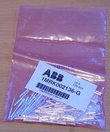 ABB 1MRK002136-G contact pin 10A (100 stuks)