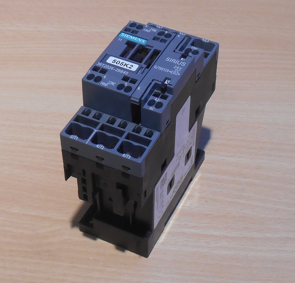 How To Wire A Siemens Lighting Contactor